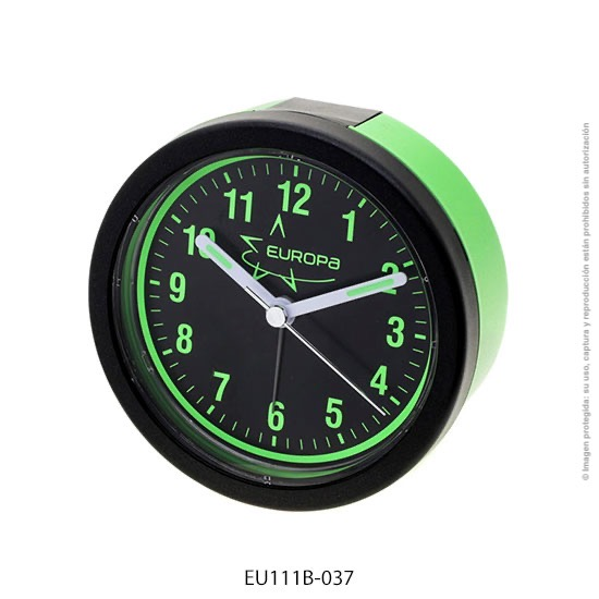 Despertador Europa EU-111B