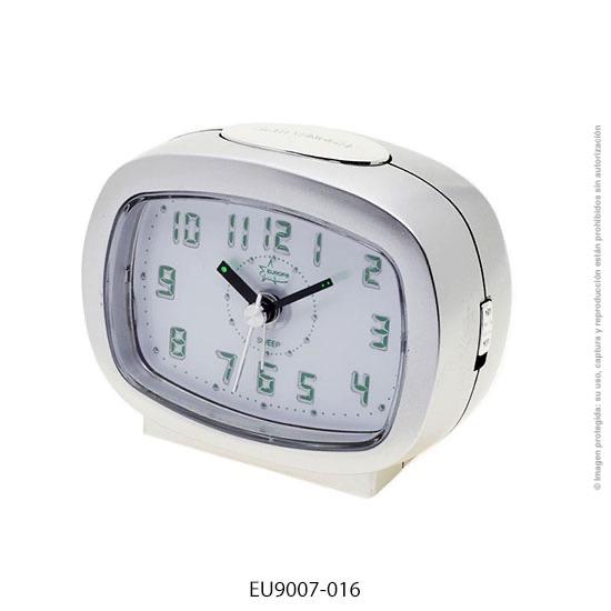 Despertador Europa EU-9007