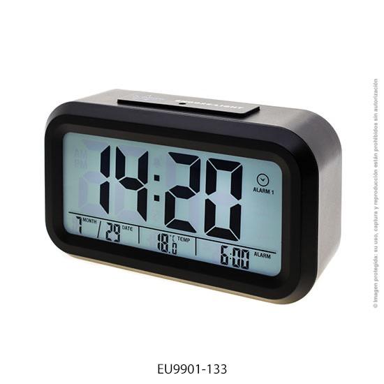Despertador Europa EU-9901