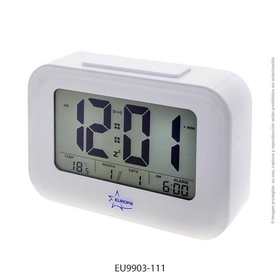 Despertador Europa EU-9903