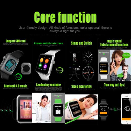 Europa Smartwatch 4101 (Unisex)