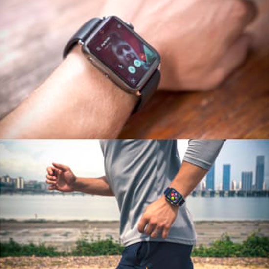 Europa Smartwatch 4108 (Unisex)