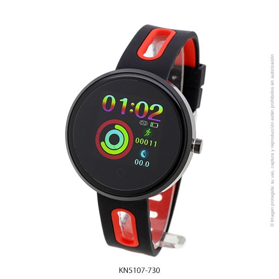 Knock Out Smartwatch 5107 (Unisex)