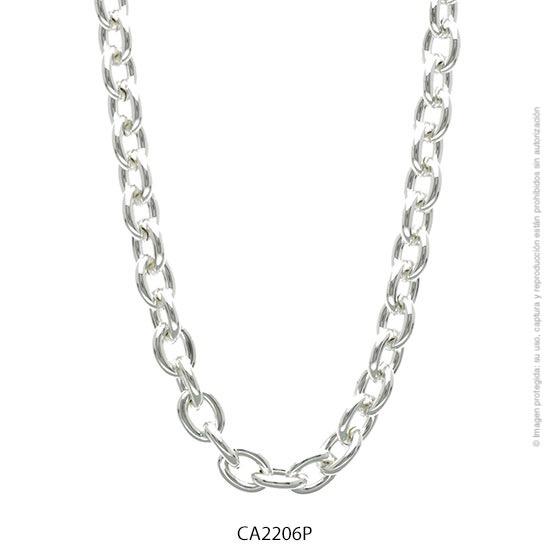 Cadena Acero Blanco Forever 2206P