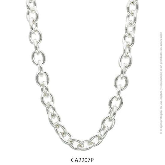 Cadena Acero Blanco Forever 2207P
