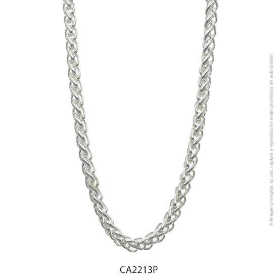 Cadena Acero Blanco Forever 2213P