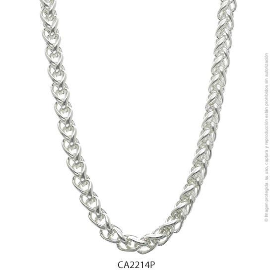 Cadena Acero Blanco Forever 2214P