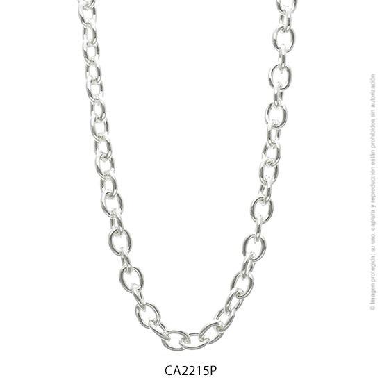 Cadena Acero Blanco Forever 2215P