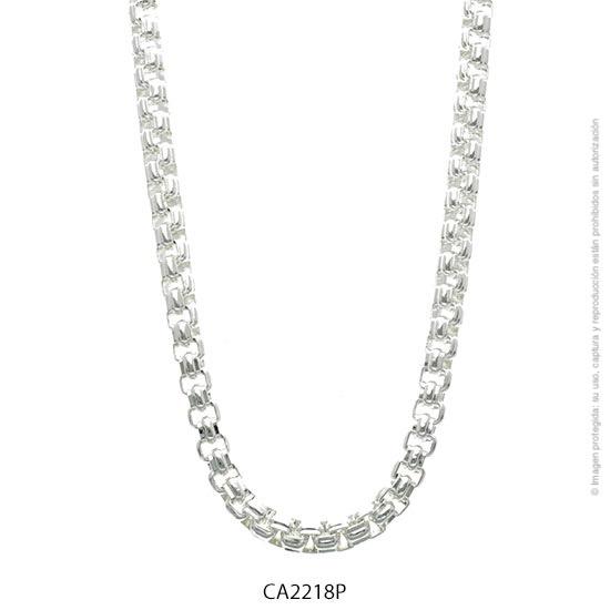 Cadena Acero Blanco Forever 2218P