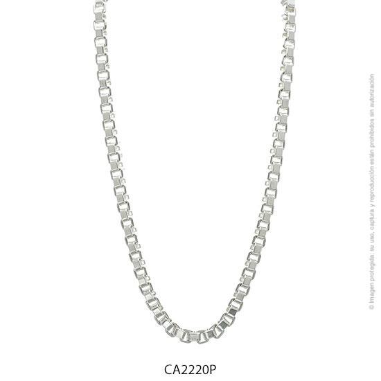 Cadena Acero Blanco Forever 2220P