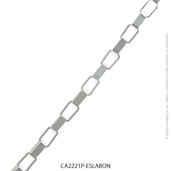 Cadena Acero Blanco Forever 2221P