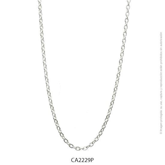 Cadena Acero Blanco Forever 2229P