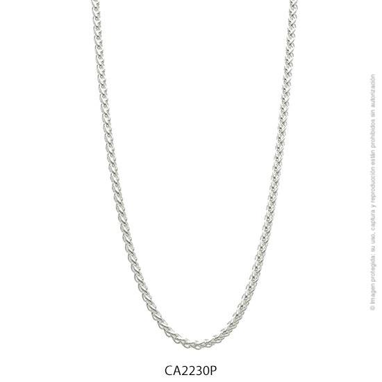 Cadena Acero Blanco Forever 2230P