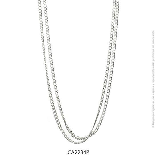 Cadena Acero Blanco Forever 2234P