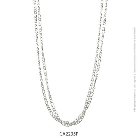 Cadena Acero Blanco Forever 2235P