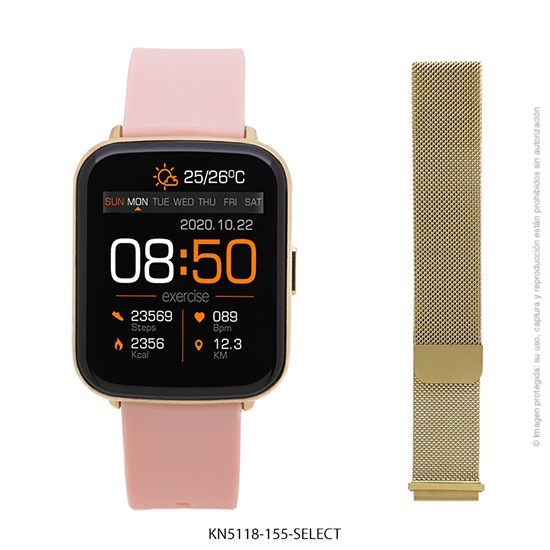 5118 Knock Out Smartwatch