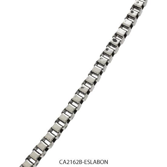 Cadena Acero Blanco Forever 2162B