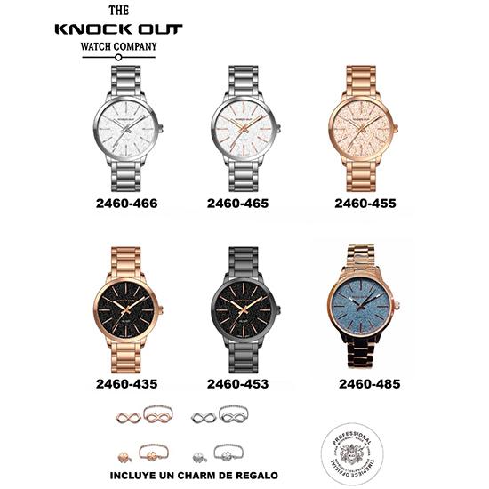 Reloj de Mujer Knock Out 2460