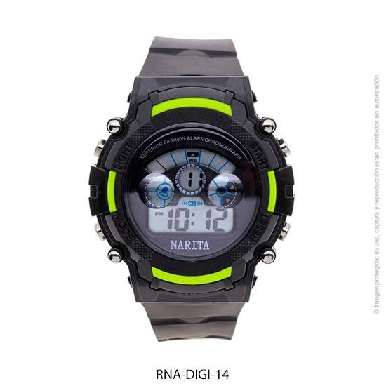 RNA DIGI-14 - Reloj Hombre Narita