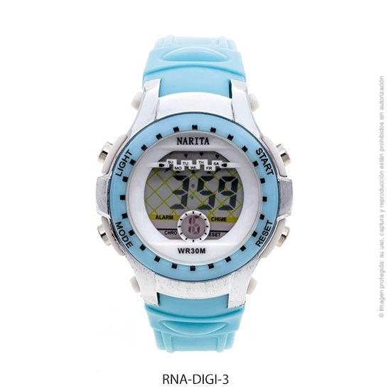 RNA DIGI-3 - Reloj Mujer Narita