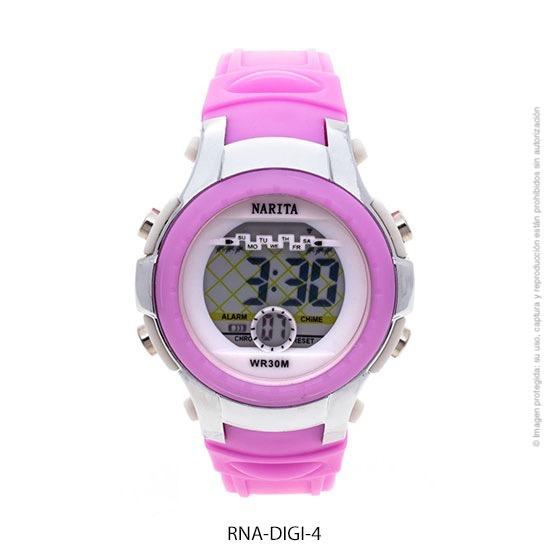 RNA DIGI-4 - Reloj Mujer Narita