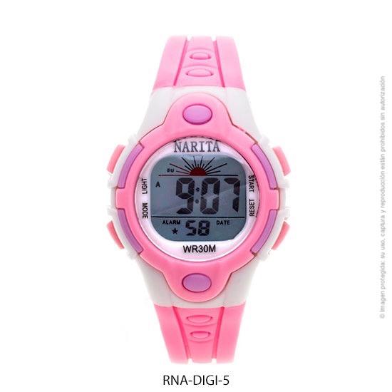 RNA DIGI-5 - Reloj Mujer Narita