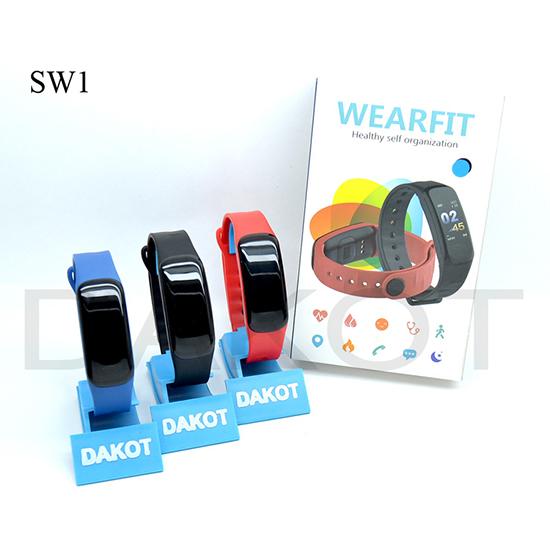 SW1 - Reloj Unisex Dakot