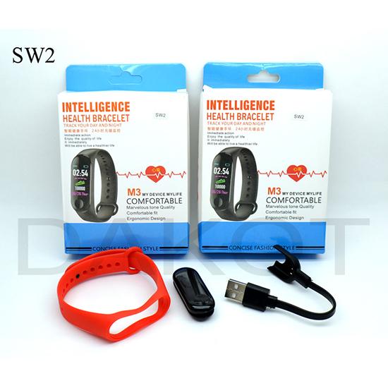 SW2 - Reloj Unisex Dakot
