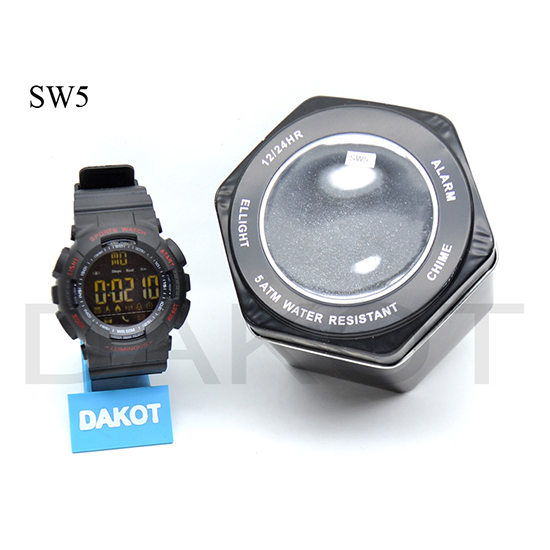 SW5 - Reloj Unisex Dakot