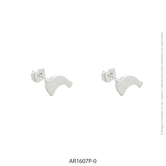 Aro Acero Blanco Forever 1607P-0
