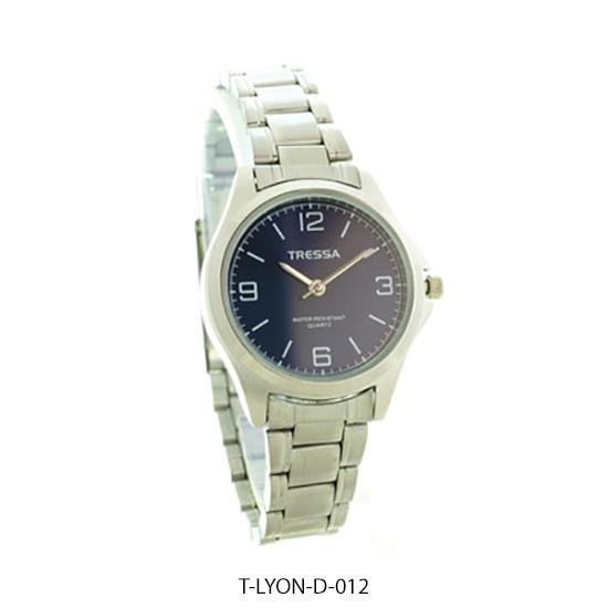 Lyon D - Reloj Tressa Mujer