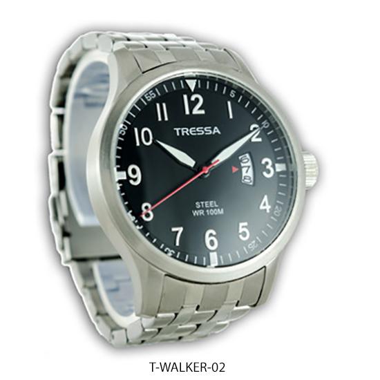 Walker - Reloj Tressa Hombre