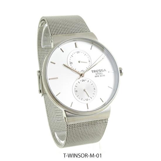 Winsor M - Reloj Tressa Hombre