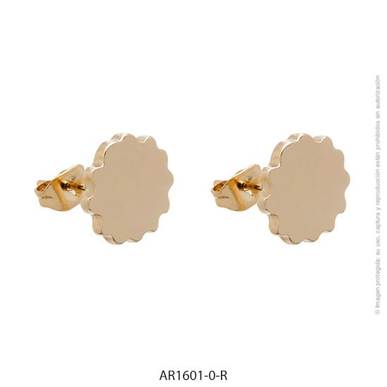 Aro Acero Rosé Forever 1601R-0