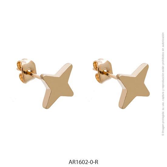 Aro Acero Rosé Forever 1602R-0