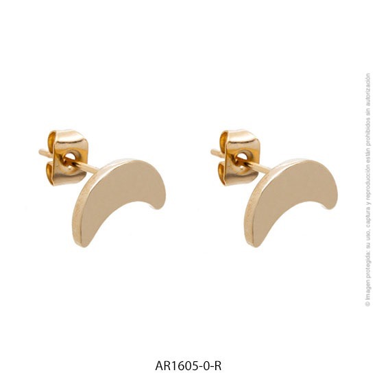 Aro Acero Rosé Forever 1605R-0