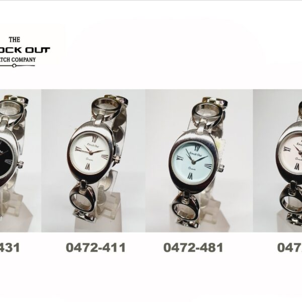 0472 - Reloj Mujer Knock Out