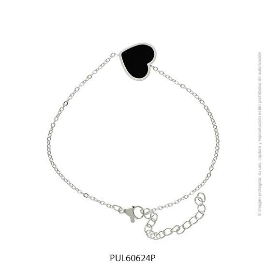 Pulsera Acero Blanco Forever 60624P