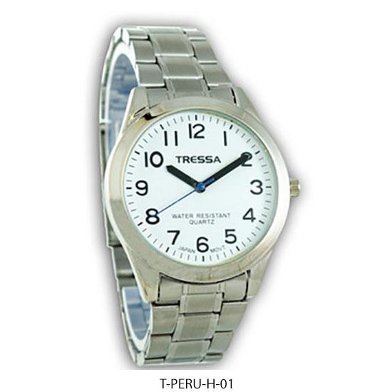 Peru H - Reloj Tressa Hombre